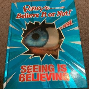 Ripleys Believe it or Not Childrens Book